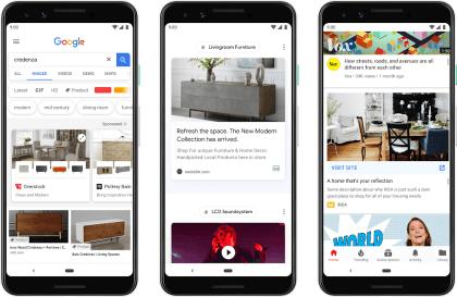 Google bringt neue Werbung