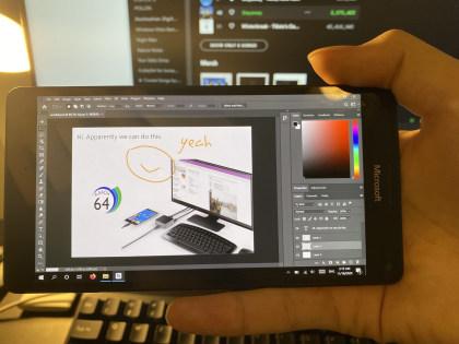 Windows 10 ARM auf dem Lumia 950 XL