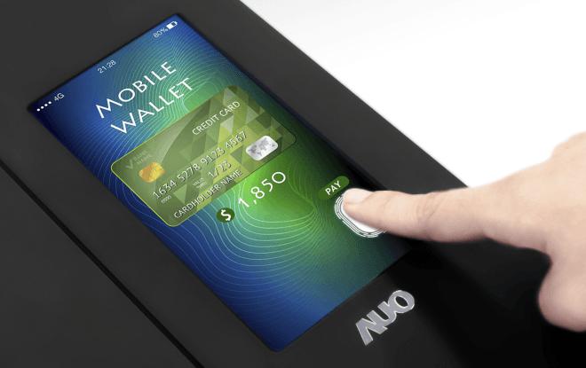 AU Optronics: Display mit vollflächigem Fingerabdruckleser