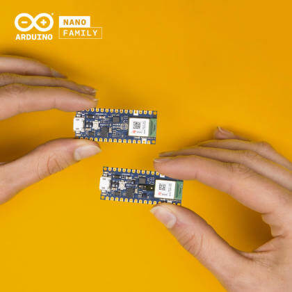 Arduino Nano Mai 2019