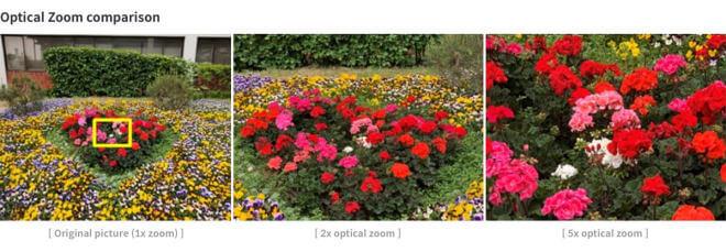 Samsung Electro-Mechanics: Periskop-Kamera mit 5x Zoom