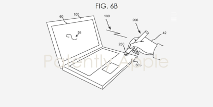Surface Pen: Schreiben auf dem Gehäuse