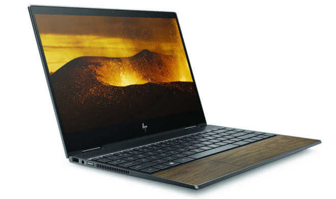 HP Envy Wood Series