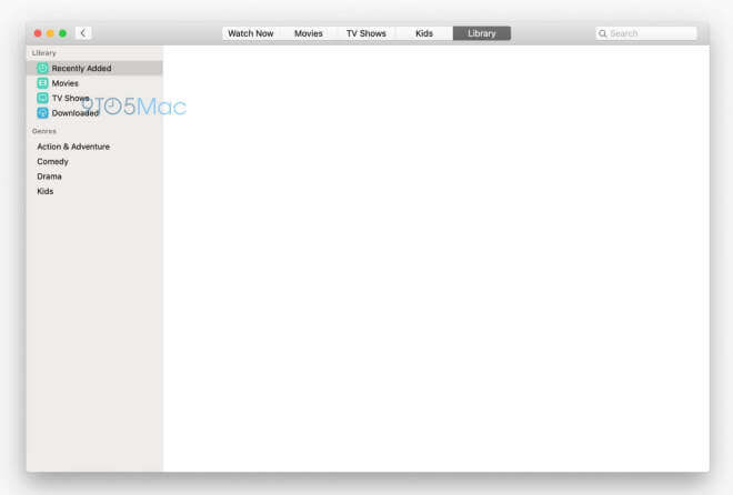 Neue Apple Music App für macOS