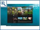 Xbox-App auf Electron-Basis
