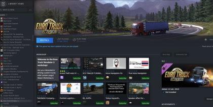 Steam: Redesign 2019