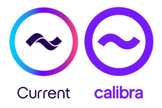 Calibra: Geklautes Logo