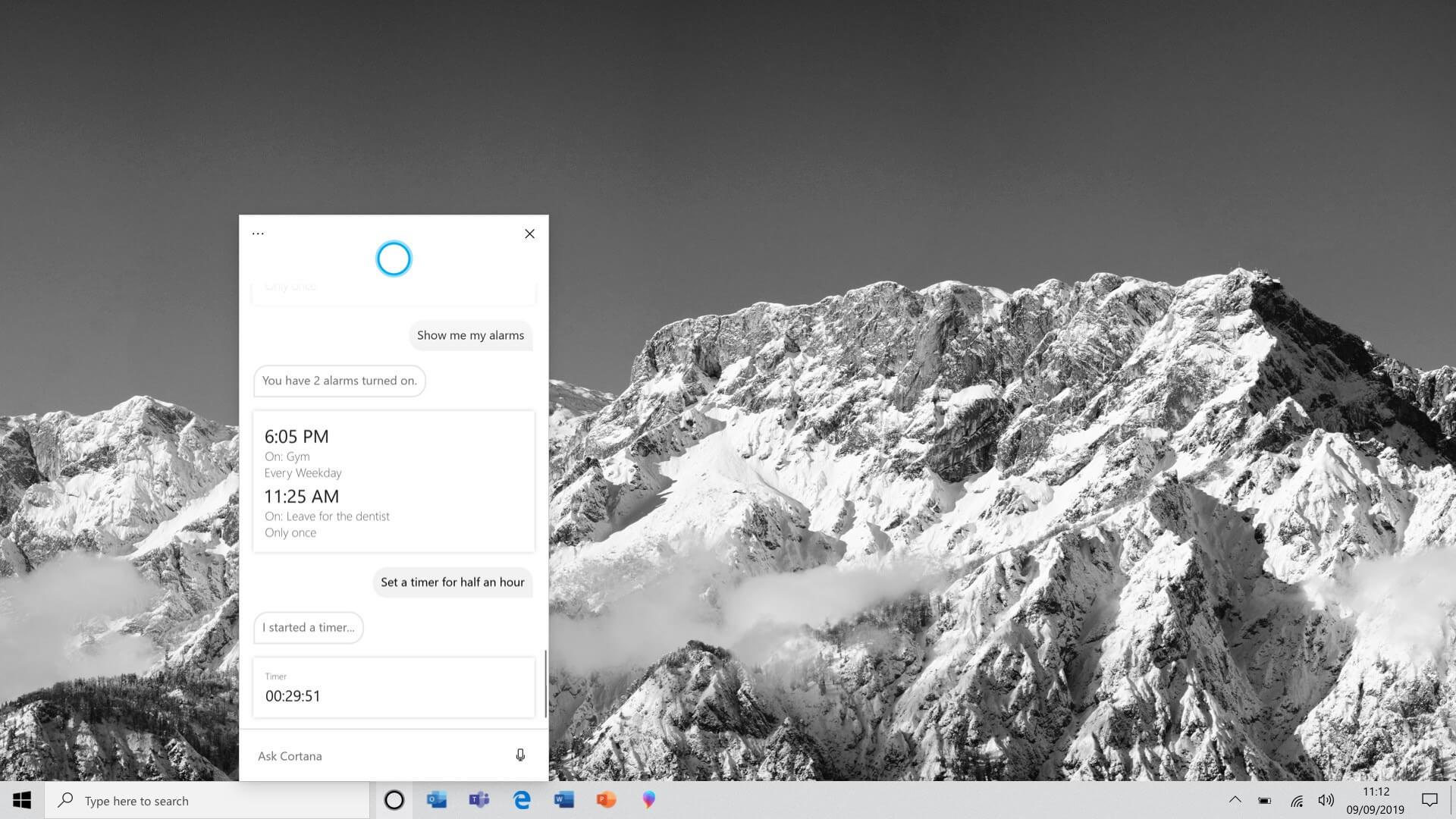 Microsoft Cortana Beta für Windows