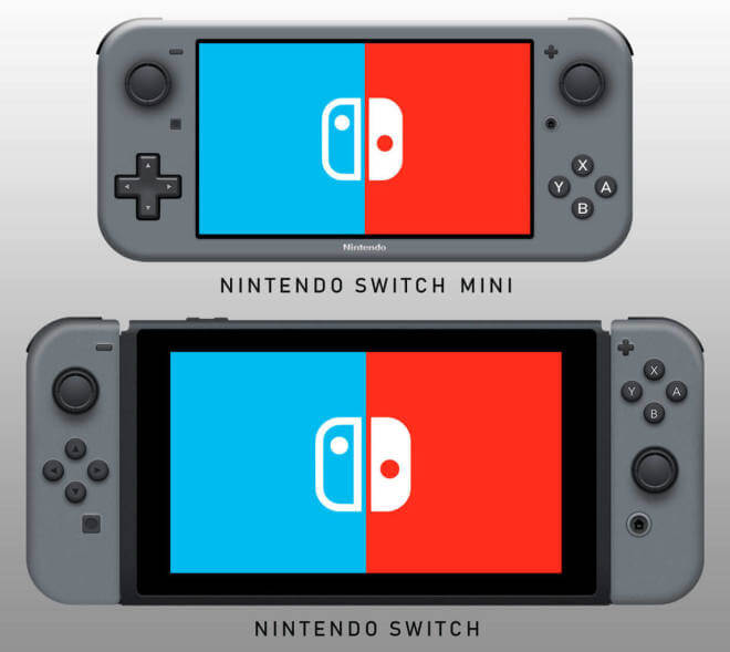 Nintendo Switch Lite / Mini