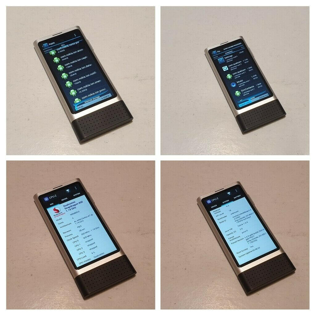 Nokia Ion Mini Prototyp