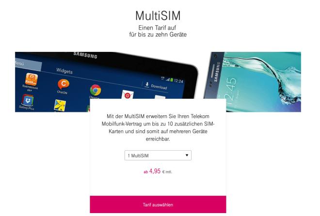 Telekom MagentaMobil (Juli 2019)