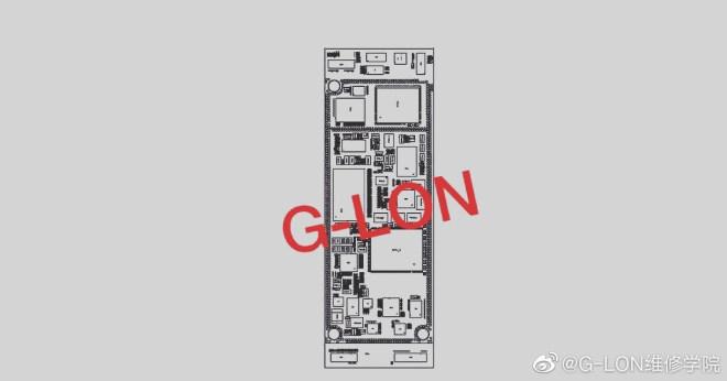 iPhone XI Logic Board