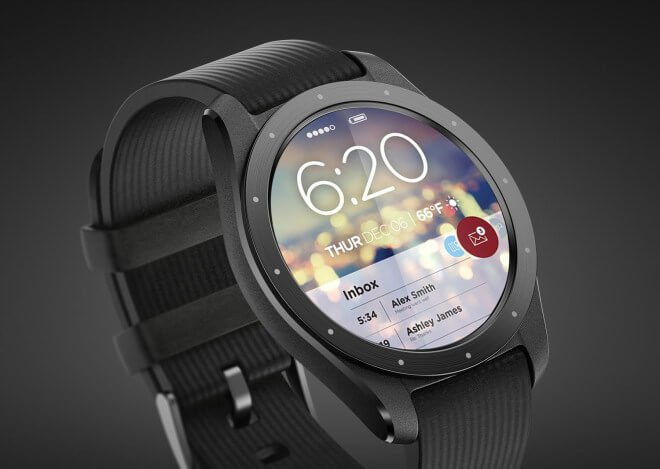 Qualcomm Smartwatch Generic (@PhoneDesigner)