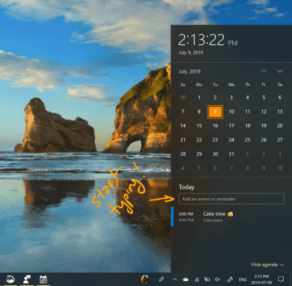 Windows 10 Insider Preview Build 18936