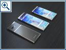 Samsung Galaxy mit ausfahrbarem Display