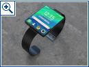 Oppo Smartwatch Patent & Design-Konzept - Bild 2