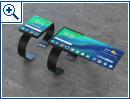 Oppo Smartwatch Patent & Design-Konzept - Bild 3