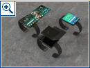 Oppo Smartwatch Patent & Design-Konzept