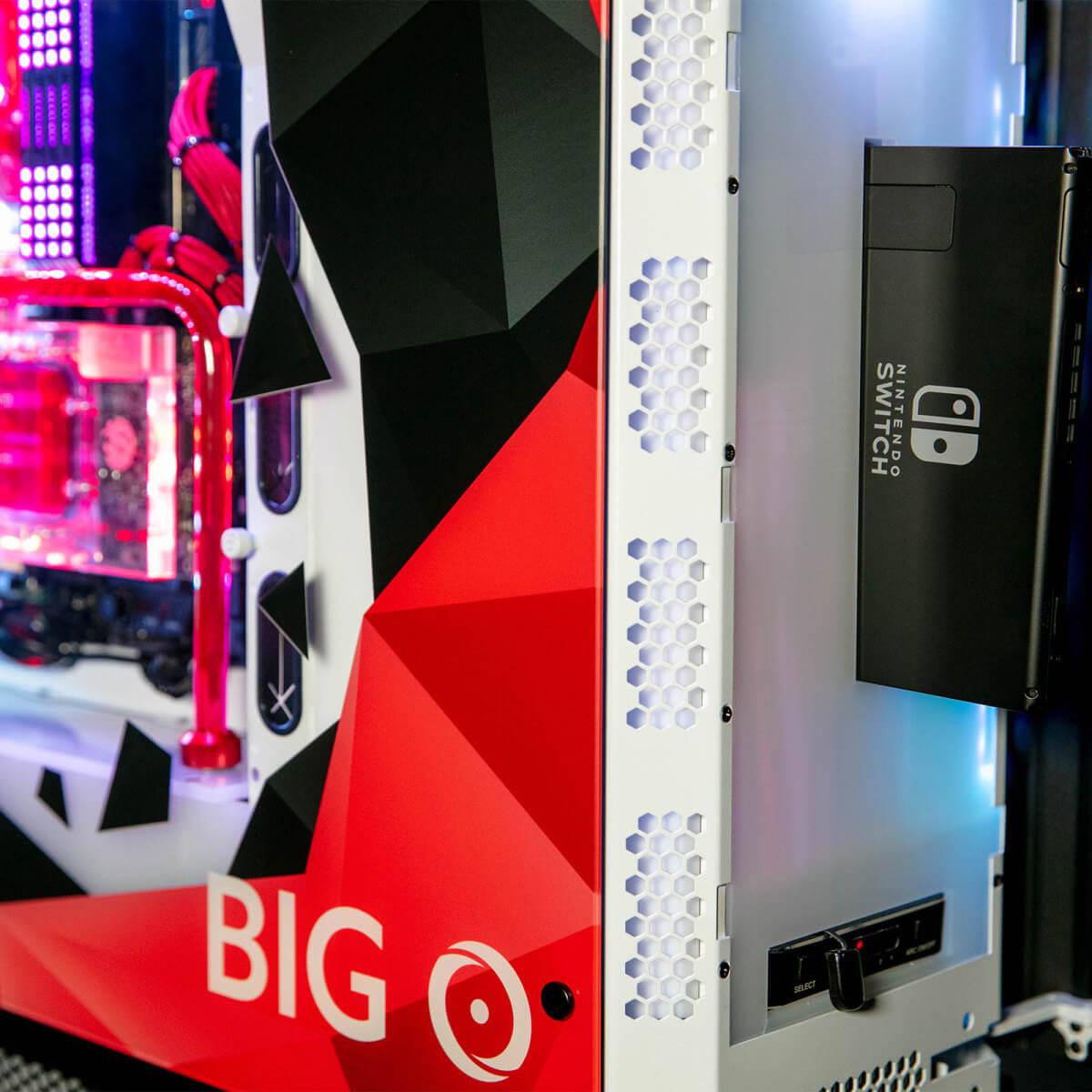 Origin PC Big O Gaming-Desktop