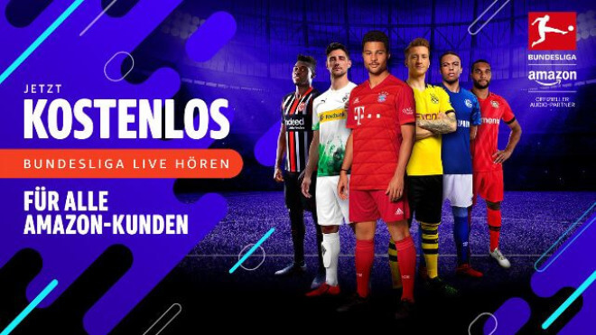 Amazon Bundesliga Eurosport