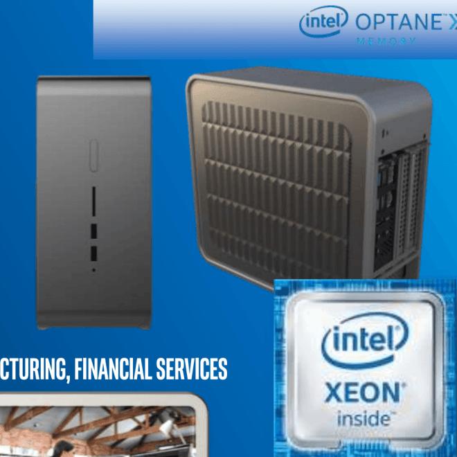 "Intel NUC Workstation Kit ""Quartz Canyon"""