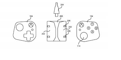 Xbox Smartphone-Controller