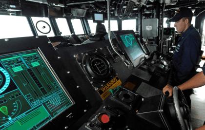 US Navy: Brücken-Design von Zerstörern