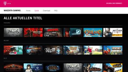 Telekom Magenta Gaming
