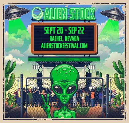 Alienstock Festival