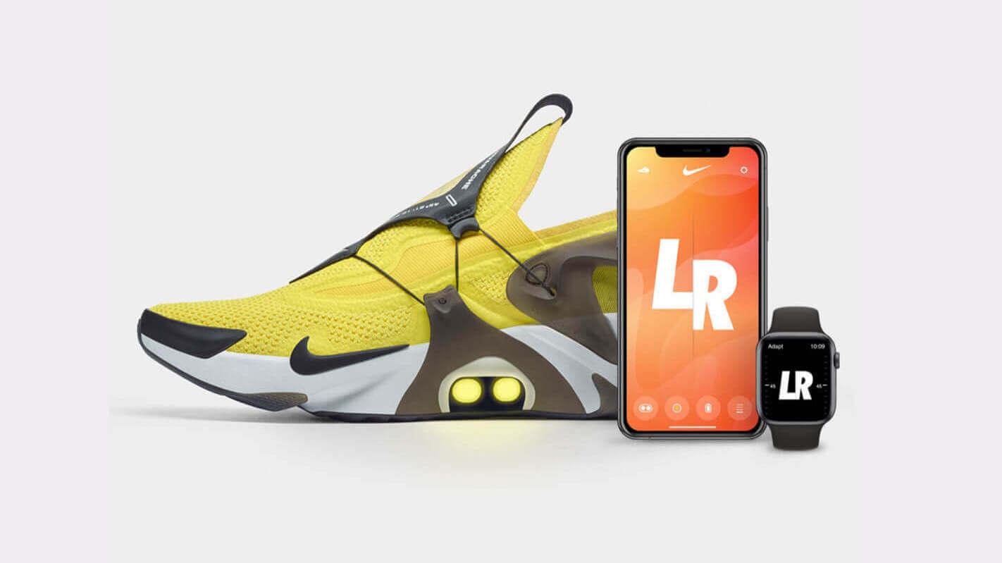 Nike Adapt Huarache: Die nächste Generation der