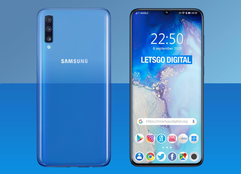 Samsung Galaxy A90 Bilder Videos Und Technische Daten Geleakt Winfuture De