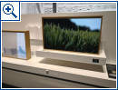 Panasonic: Transparenter OLED-TV