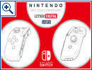 Nintendo Switch Joy-Cons Patent