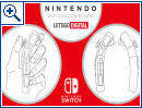 Nintendo Switch Joy-Cons Patent