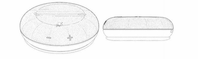 Surface-Lautsprecher