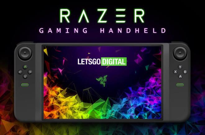 Razer Gaming Handheld