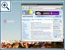 Zune-Theme Windows XP