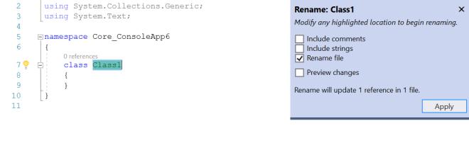 Visual Studio 16.3