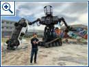Megabots Eagle Prime