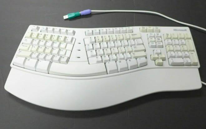 Microsoft Ergonomic Natural Keyboard Elite
