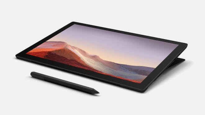 Microsoft Surface-Familie 2019
