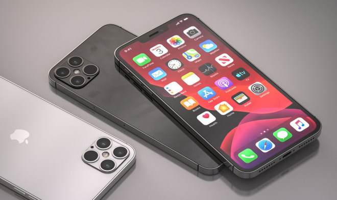 Apple iPhone 12 (Rendering)