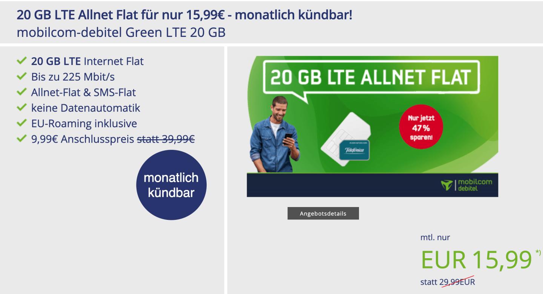 Mobilcom Debitel Aktion - Bilderstrecken - WinFuture.de