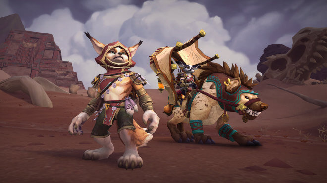 WoW Patch 8.3
