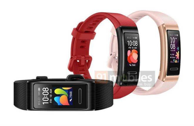 Huawei Band 4 (Pro)