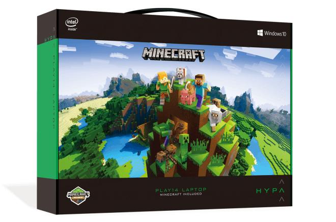 Hypa Play14 Minecraft-Laptop