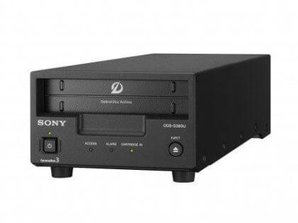 Sony Optical Disc Archive Gen 3