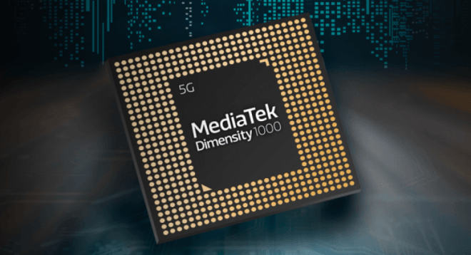 MediaTek Dimensity 1000 MT6885