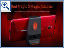 Red Magic 3S & Gaming-Zubehör