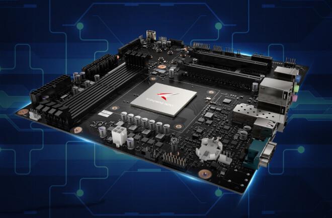 Huawei Kunpeng Desktop Mainboard mit ARM-CPU